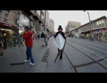 Pirmyn - atgal - originaliai nufilmuotas video
