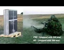 Sweden Invents a Revolutionary Anti Bullet Wall, Saab Barracuda Soft Armour