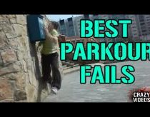 Ultimate Parkour Fail Compilation 2014