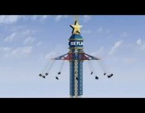 Sky Screamer Six Flags Over Texas New Ride for 2013