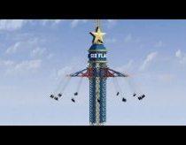 Teksaso naujasis atrakcijonas - SkyScreamer 2013