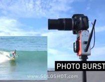 SOLOSHOT2 - automatinė savęs filmavimo sistema