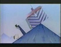 Ant pasaulio krašto(animacija)
