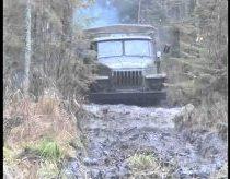 Maksimaliai palengvintas auto URAL 4320