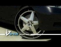ERW (Energy Return Wheel) beorės padangos sugeriančios perteklinę energiją ir pagerinančios valdymą
