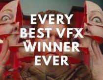 Visų laikų geriausi vizualinių efektų nugalėtojai