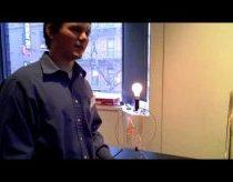 Intel Showcases Wireless Power Concept