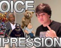 Talentingas balso pamėgdžiotojas - Jake Foushee