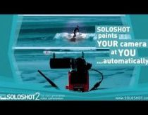 SOLOSHOT2 - Automatic selfies with Pan, Tilt, Zoom & Record
