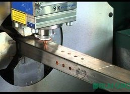 Laser tube cutting machines | BLM GROUP