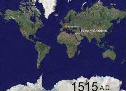 1000 metų karai visame pasaulyje per 5 minutes