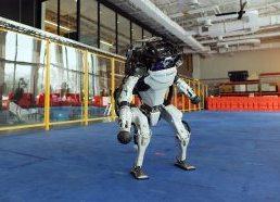 Boston Dynamics robot dance: Do You Love Me?