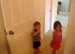 Kai vaikai paliekami su tėvu