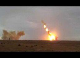 Sudužo raketa Proton-M - Rusijoje