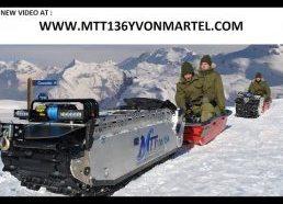 Battery powered track - MTT-136 (My track technology)