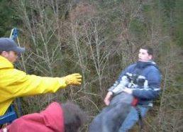 Bungee Jump Prank