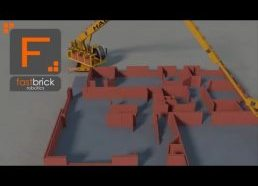Fastbrick Robotics Animation