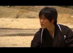 Tikro Samurajaus Kirtis į Priešais Atlekiančią Kulką