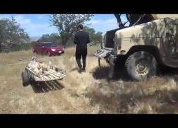 DTV Shredder Clip for Military Show