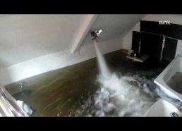 Filling Upstairs Room with Water