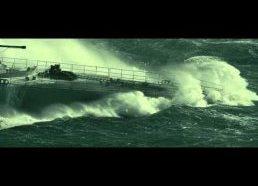 Laivai vandenynuose kai siaučia audros