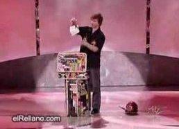 Pavojingiausias pasaulio žmogus (žonglierius)