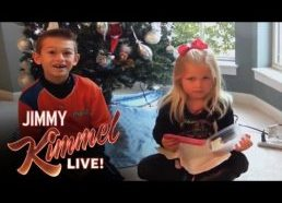Eksperimentas - Kai vaikai per kalėdas gauna ne tokias dovanas kokių norėjo...
