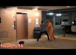 Pokštas - pabėgęs kalinys