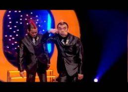 Gamarjobat - geras dviejų japonų komediantų duetas