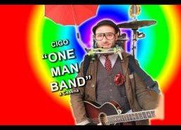 One man band (cigo man band)