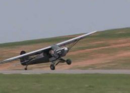 Drunk flying in a Piper Cub at the Branson Airshow