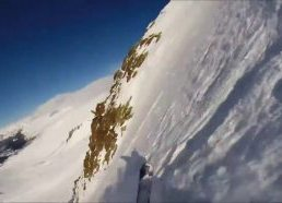 Near death experiences captured by GoPro's compilation