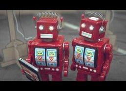 iDiotai - robotai perkantys išmaniuosius