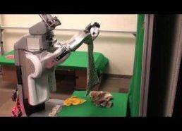 Automatinis rankšluosčių lankstymas