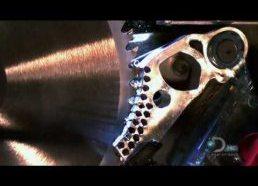 Labai saugus diskinis pjūklas išsaugos jūsų pirštus - įrodymai video vaizdelyje