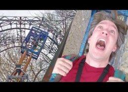 Žmogaus varomas atrakcionų parkas - Ai Pioppi