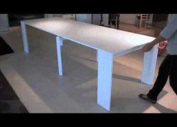 Nauji vietą taupantys ir gudriai suprojektuoti baldai