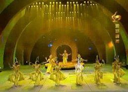 Kinijos tūkstančio rankų šokis Budai