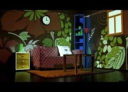 Projekcijos kambaryje - pakeisk kambario stilių akimirksniu