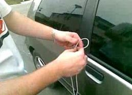 A Method how to unlock your car in 10 seconds
