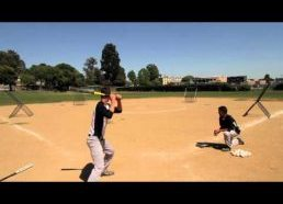 Ultimate beisbolo kamuoliuko atmušimas