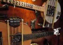 Robotai groja gitaromis