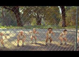 Kūdikiai su riedučiais