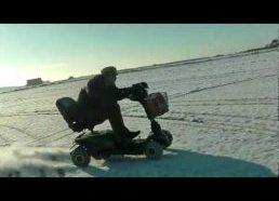100km/h Greičiu Su Motorininiu Vežimėliu