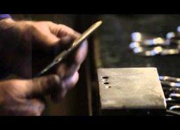 Kaip gaminamos žirklės - senuoju rankiniu būdu
