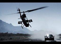 Sraigtasparnio avarija - Top Gear Korėja