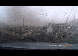 Russian Tornado Dashcam - Nice Day for a Ride!