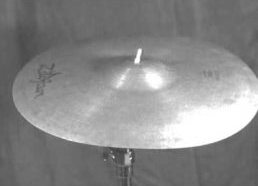 Crash Cymbal in Slow Motion