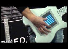 Misa skaitmeninės gitaros konceptas - KITARA