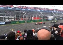 F1 garso palyginimas 2013 prieš 2014 - Melbourne